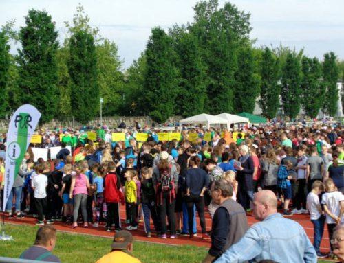 21. Integrationssportfest des Landkreises Oberhavel