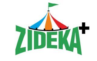 Logo ZIDEKA+