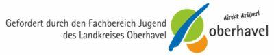 Logo Gefördert durch den Fachbereich des Landkreises Oberhavel