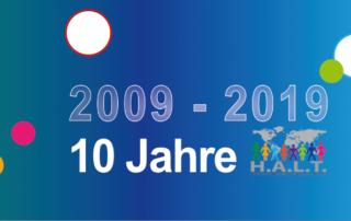 10 Jahre Aktionsbündnis H.A.L.T.