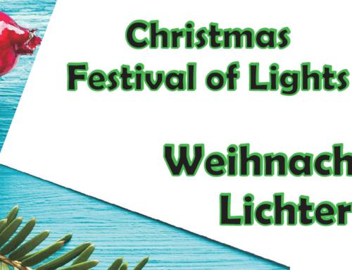 Weihnachtliches Lichterfest am 13. Dezember in Stolpe-Süd
