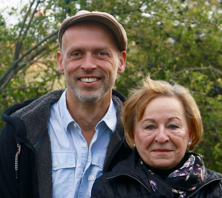 Christoph Zarft und Johanna Uhmann