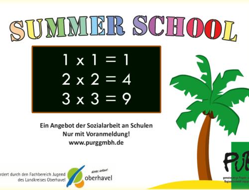 Summer School der PuR erfolgreich durchgeführt