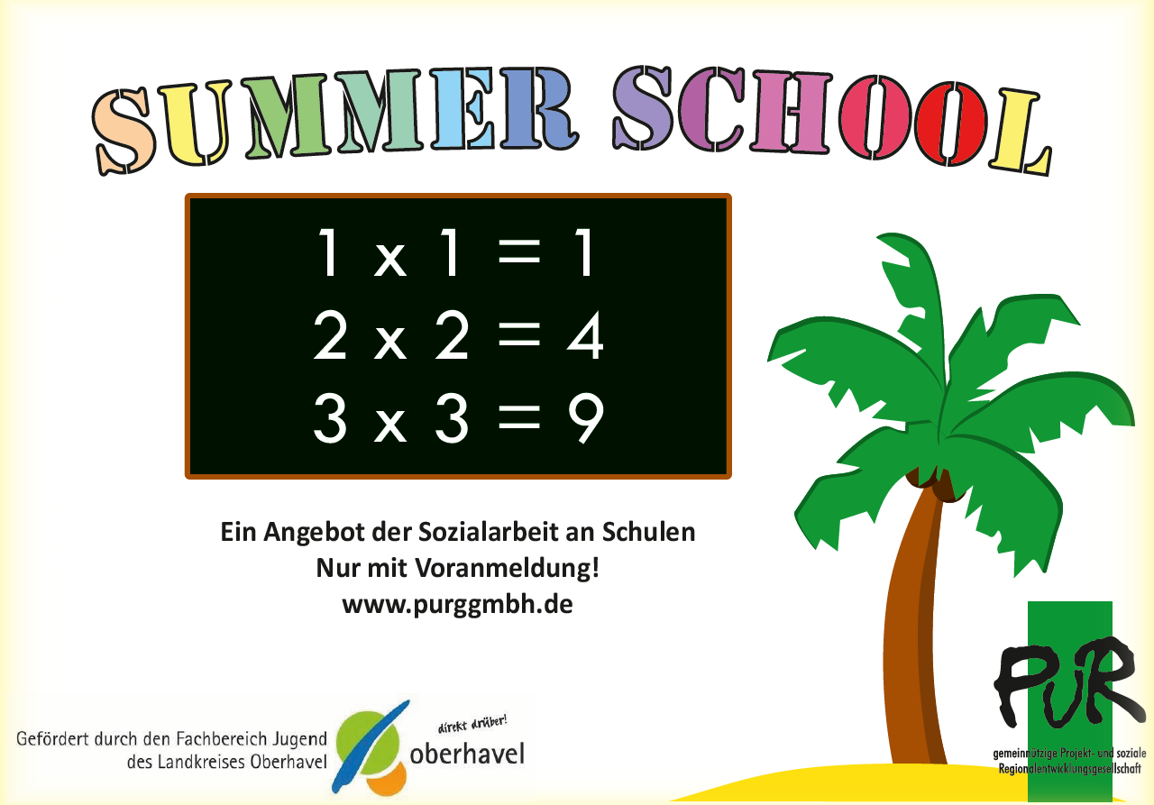 Summer School der PuR