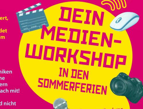 Medienworkshop für Kinder und Jugendliche in Hennigsdorf