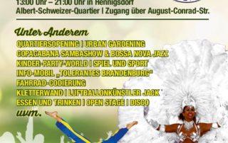 PuR-Sommerfest Grenzenlos 2021